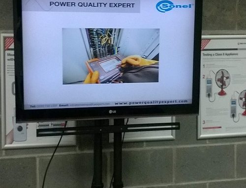 Power Quality Seminar hosted by Alpha Electronics and Sonel