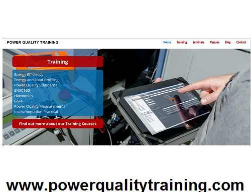 Power Quality Training