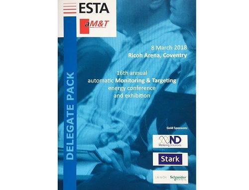 ESTA aM&T Conference Coventry 2018