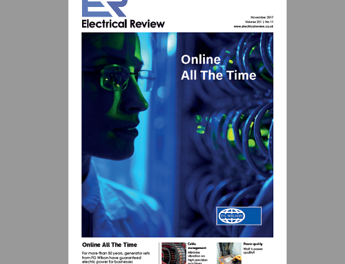 Electrical Review Power Quality Technical Article