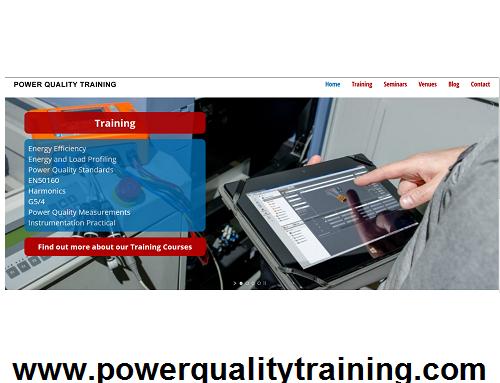 Power Quality Training