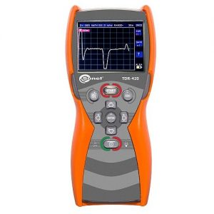 Waterproof IP67 TDR Cable Fault Locator