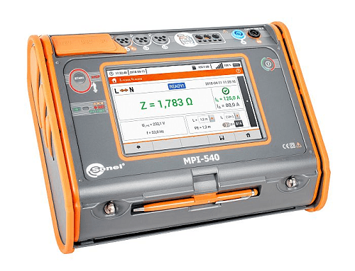 Sonel MPI-540 – New Multifunction Tester