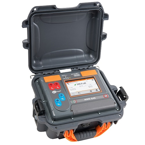 Sonel 10A Micro-Ohmmeter