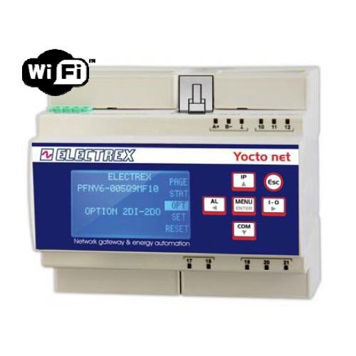 Electrex Yocto net D6 Web