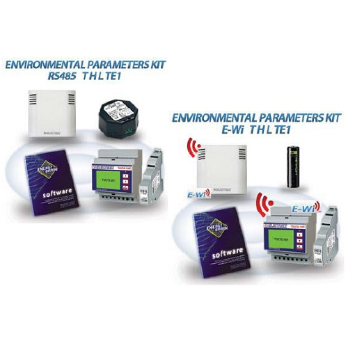 Electrex Yocto net Environmental Parameters Kits