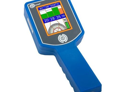 Detect cable faults with the Sonel TEST-PD Partial Discharge meter